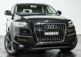 Audi Q7 TDI Tiptronic Quattro 4L MY14