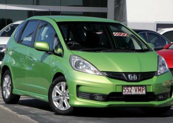 Honda Jazz VTi GE MY11