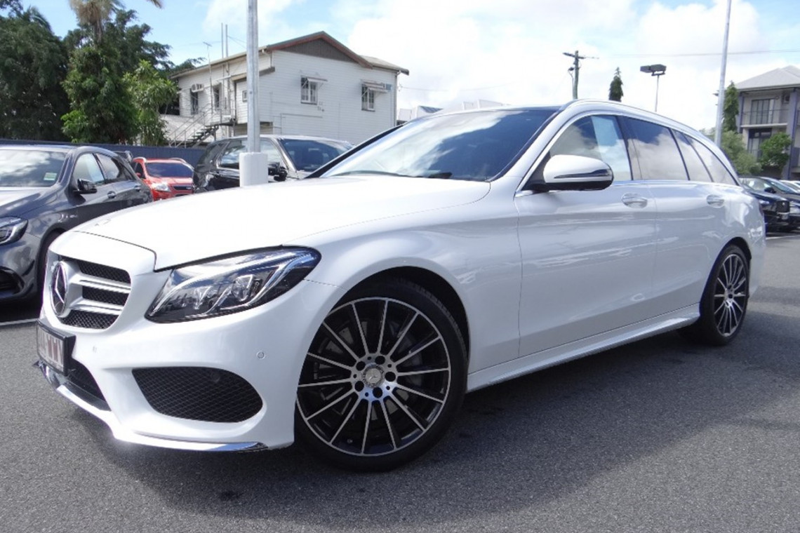 2016 Mercedes-Benz C250 S205 Wagon