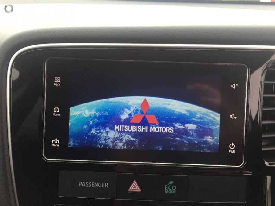 2016 Mitsubishi Outlander ZK LS 4WD Wagon