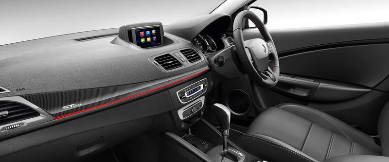 Megane Coupe-Cabriolet Megane Coupe-Cabriolet GT-Line Interior