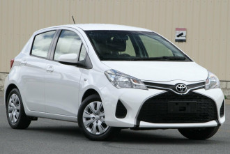 Toyota Yaris Ascent NCP130R