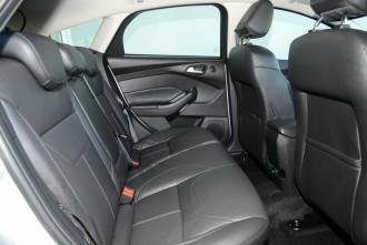 2016 Ford Focus LZ Titanium Hatchback