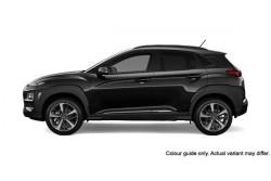 Hyundai Kona Highlander OS