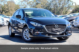 Mazda 3 Maxx Hatch BN Series