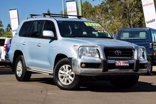 2010 Toyota Landcruiser VDJ200R  60th Anniv Wagon