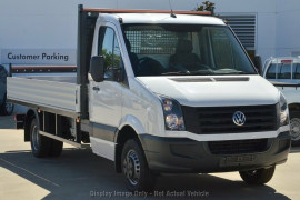 Volkswagen Crafter 50 Single Cab Chassis LWB GP