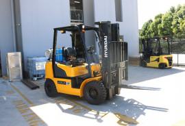 Hyundai Forklifts 25LF-7 forklift