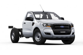 Ford Ranger 4x2 XL Single Cab Chassis 2.2L PX MkII