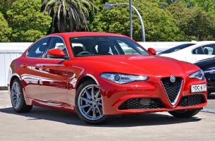 Alfa Romeo Giulia Giulia