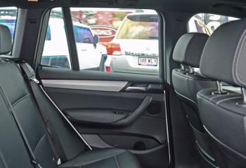 2013 BMW X3 F25  xDrive20d Wagon