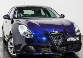 Alfa romeo Giulietta Progression TCT Series 0 MY13