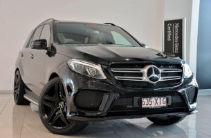 Mercedes-Benz Gle500 W166