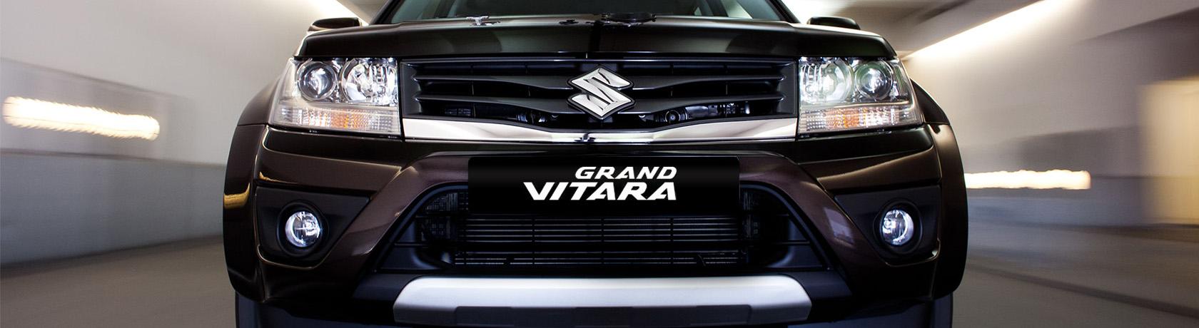 New Grand Vitara for sale in Brisbane - Q Suzuki