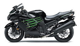 2017 Ninja ZX-14R ABS Ultra Powerful Production Motorcycle