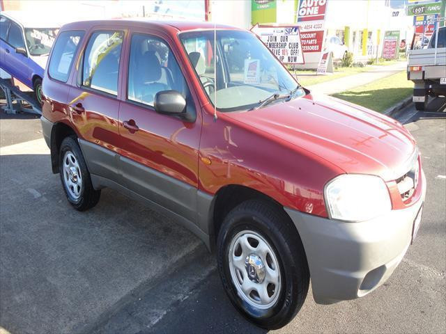 Mazda Tribute Limited