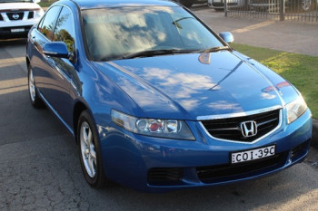 2004 Honda Accord Euro CL Sedan