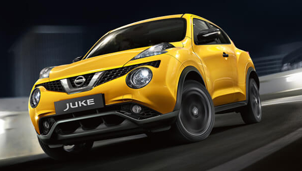 JUKE What if your crossover thrilled you like a sports car?