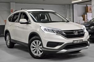 Honda CR-V VTi RM Series II