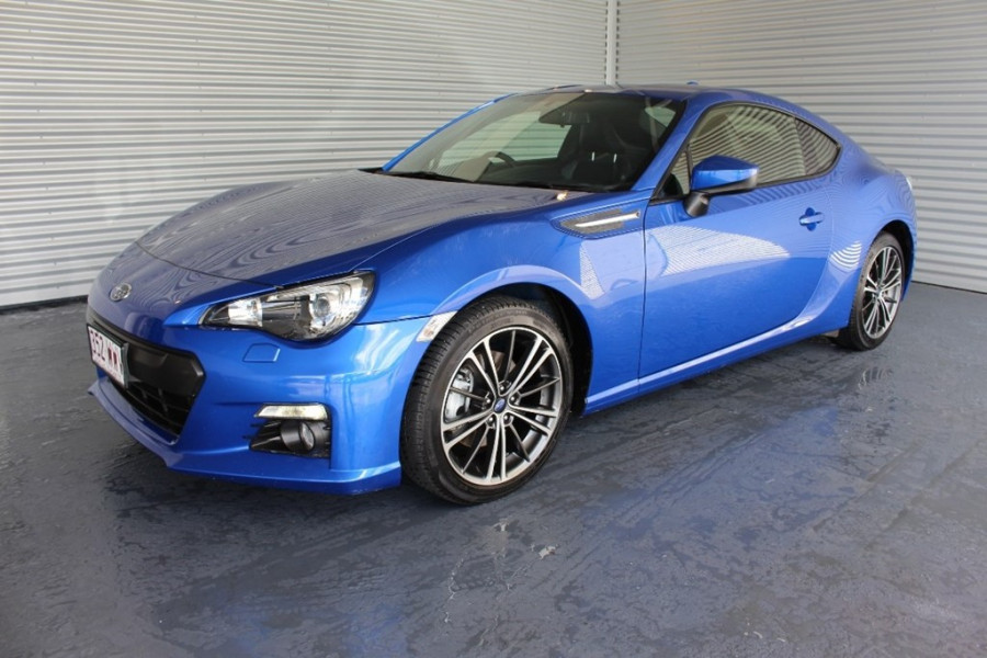 2014 subaru brz for sale in cairns trinity ford. Black Bedroom Furniture Sets. Home Design Ideas