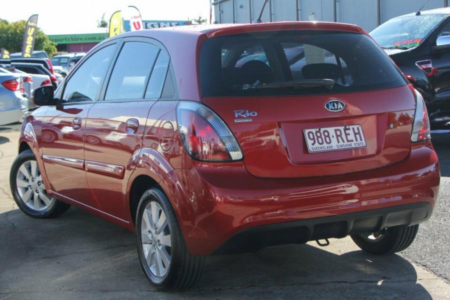 2010 MY Kia Rio JB MY10 Sports Special Edition Hatchback