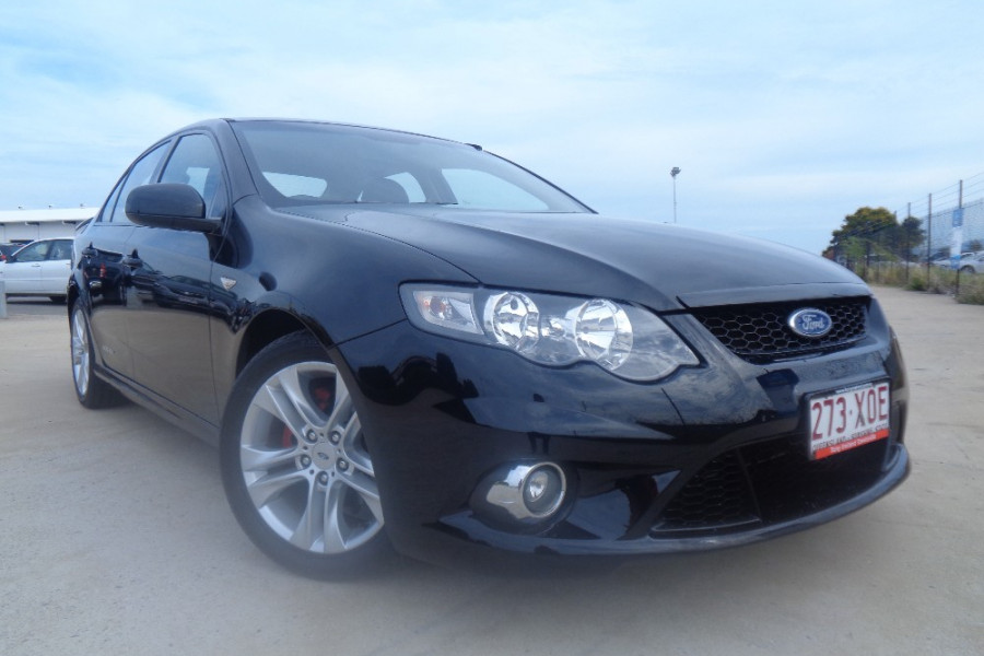 2008 Ford Falcon FG XR6 Sedan