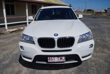 BMW X3 xDrive20d F25