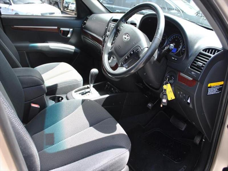 2007 MY08 Hyundai Santa Fe CM  SLX Wagon