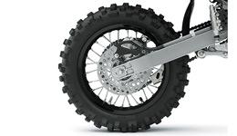 2017 KX65 Lightweight Aluminium Rims