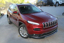 Jeep Cherokee Limited KL MY16