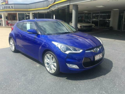 Hyundai Veloster Coupe D-CT FS2