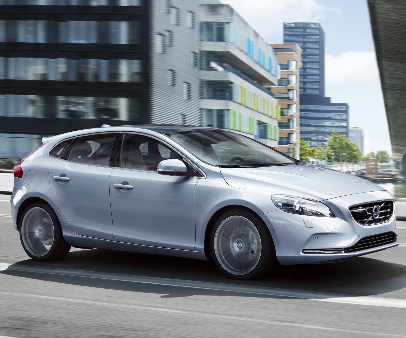 Volvo Auto Sales: New Volvo V40 For Sale In Sydney