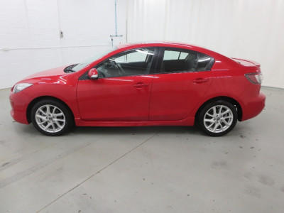 2012 Mazda 3 BL10L2 SP25 Sedan