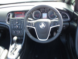 2016 MY Holden Cascada CJ Cascada Convertible