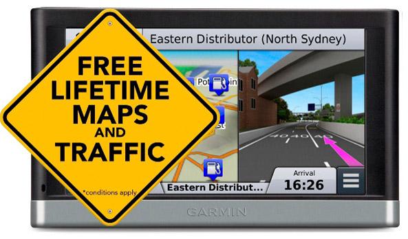"<img src=""Garmin Nüvi 2557LMT portable satellite navigation"