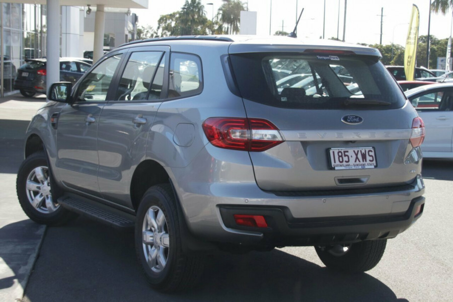2017 MY18 Ford Everest UA Ambiente 4WD Wagon