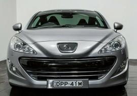 2012 Peugeot RCZ Coupe