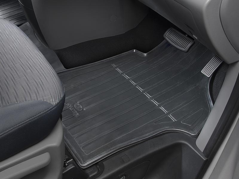 Tailored Rubber Floor Mats