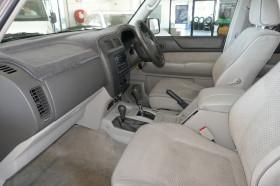 2002 Nissan Patrol GU III  ST Wagon