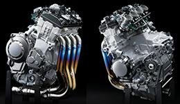 2017 Ninja ZX-10R ABS KRT Replica New Track-focused 998cm3 liquid-cooled, In-line Four