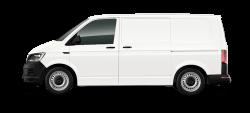 New Volkswagen Transporter