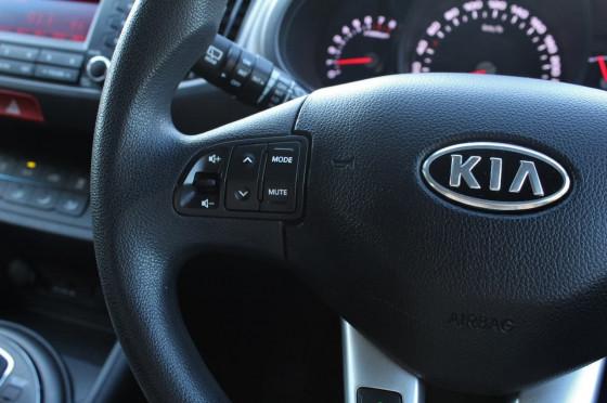 2010 Kia Sportage SL Si Wagon