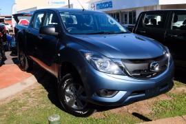 Mazda BT-50 4x4 3.2L Dual Cab Pickup XT UR0YG1
