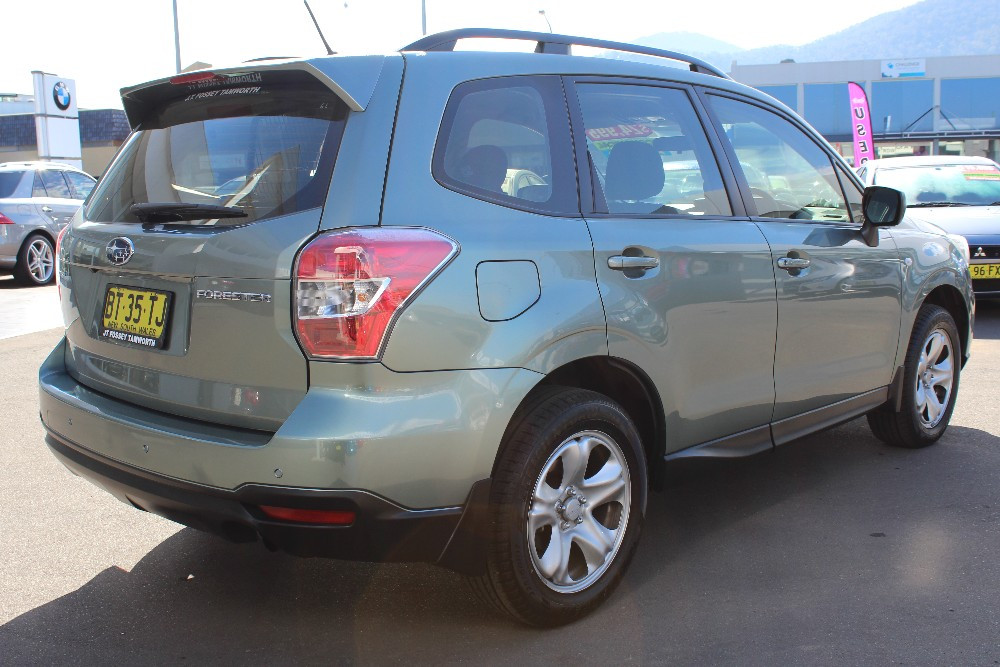 used 2012 my13 subaru forester s4 suv for sale in tamworth jt fossey cars trucks. Black Bedroom Furniture Sets. Home Design Ideas