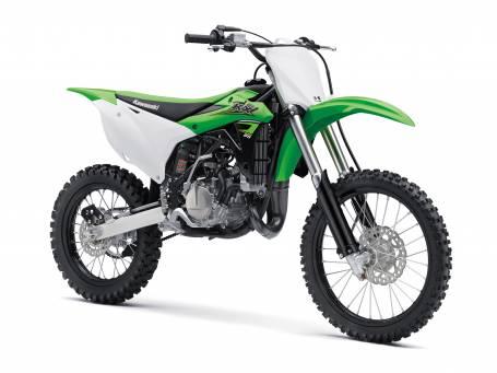 New 2017 KX85-II