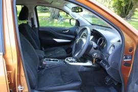 2017 Nissan Navara D23 Series 2 ST 4X4 Dual Cab Pickup Utility