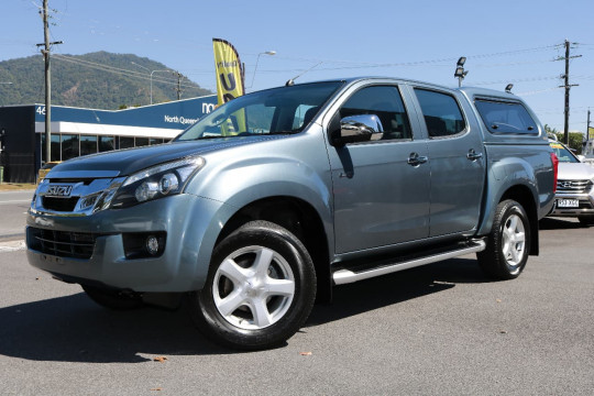 Isuzu Ute D-MAX LS HIGH RIDE (No Series) MY11
