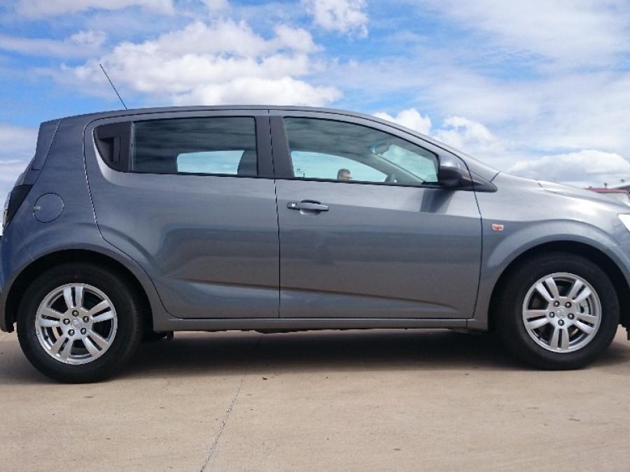 2016 Holden Barina TM CD Hatch Hatch