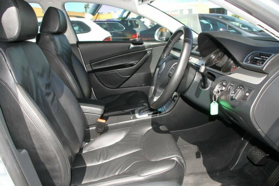 2009 Volkswagen Passat Type 3C MY09 147TSI Sedan