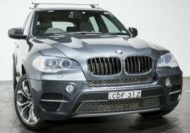 BMW X5 xDrive30d Steptronic E70 MY11